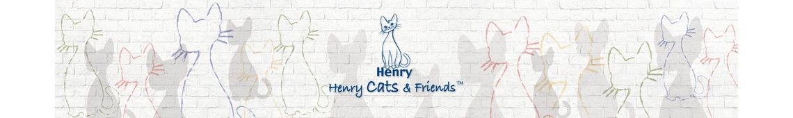 Henry Cats and Friends Logo