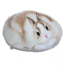 Подушка кролик декоративная