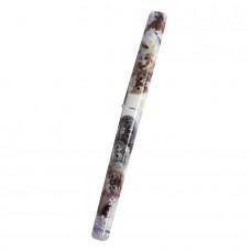 Ручка гелевая с оригинальными изображениями кошек