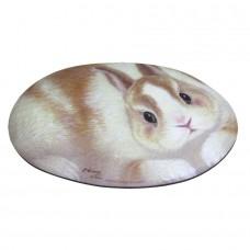 Коврик для мышки в форме крольчихи Руби