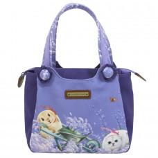 Женственная изящная сумочка ограниченной серии с кошкой