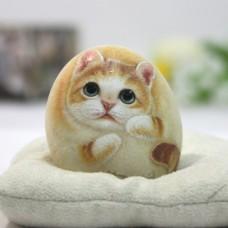 Кот на камне Миго