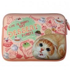 Мягкий чехол с кошкой для планшета, tablet